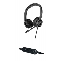 Accutone UB210 USB - USB мультимедийная гарнитура, два наушника
