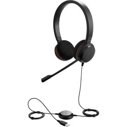 Jabra EVOLVE 20 MS Stereo USB