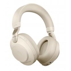 Jabra Evolve2 85, Link380c MS Stereo Beige [28599-999-898] - Беспроводная стерео гарнитура, MS, USB-C