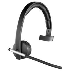Logitech Wireless Headset H820e Mono [981-000512] - Беспроводная бизнес-гарнитура