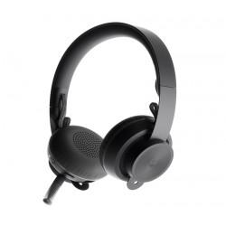 Logitech Wireless Zone Plus [981-000806] - Гарнитура с поддержкой технологии Bluetooth