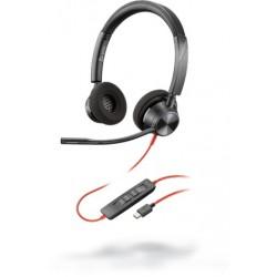 Poly Blackwire 3320 USB-C [213935-01] - Проводная гарнитура UC (Plantronics)