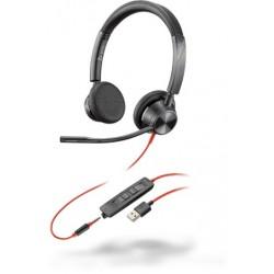 Poly Blackwire 3325 USB-A [213938-01] - Проводная гарнитура UC (Plantronics)