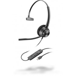 Poly EncorePro EP310 USB-C (Plantronics) [214569-01] - Гарнитура для Call-центра