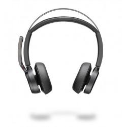 Poly VOYAGER FOCUS 2 [213726-01] - Bluetooth гарнитура, stereo, USBA (Plantronics)