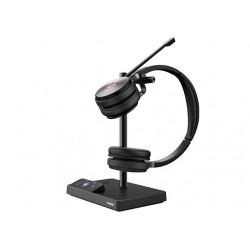 Yealink WH62 Teams - Беспроводная стерео-гарнитура, Micro USB, время разговора: до 14 часов